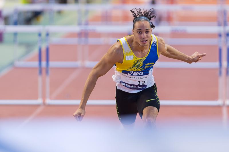 Championnats de France Athlétisme 2017 - Hommes - Bordeaux - Pascal Martinot-Lagarde