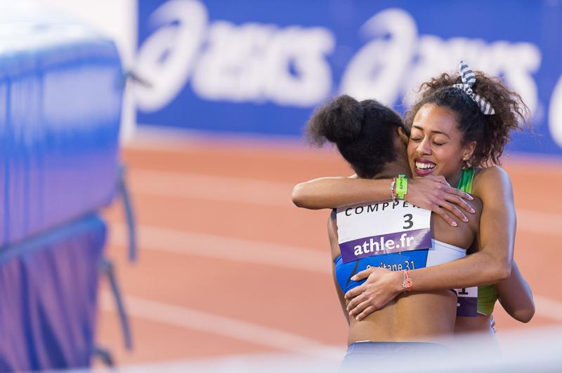 Championnats de France Athlétisme 2017 - Femmes - Bordeaux - Maroussia Paré