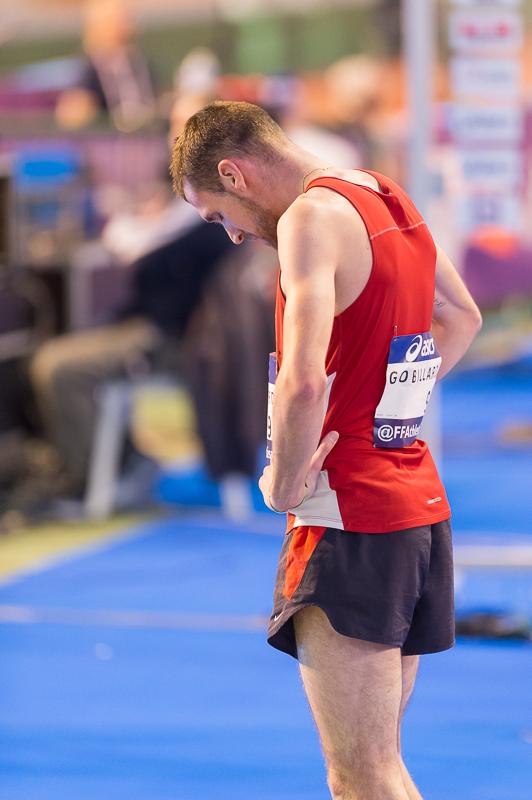 Championnats de France Athlétisme 2017 - Hommes - Bordeaux - Kévin Gobillard
