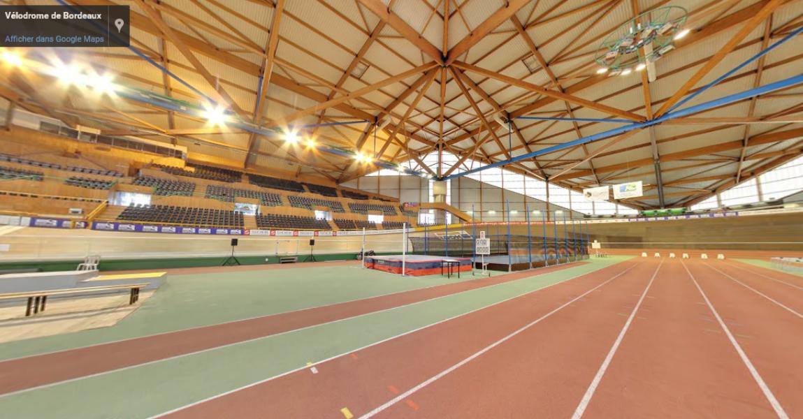 Vélodrome Bordeaux-Lac - Championnats de France d'Athlétisme 2017