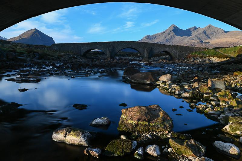 Ile de Skye - Ecosse - Sligachan