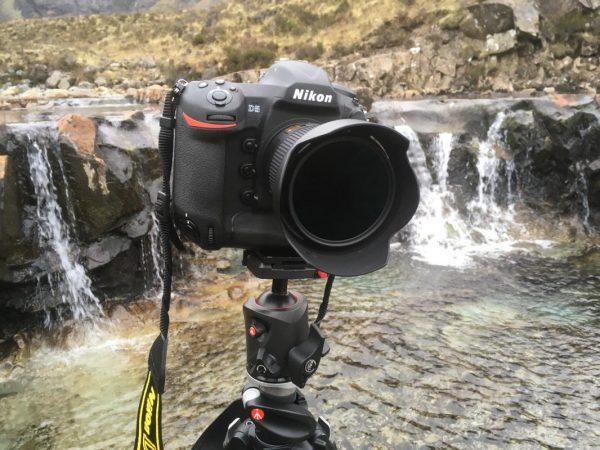 Filtre circulaire ND500 Manfrotto - Nikon D5