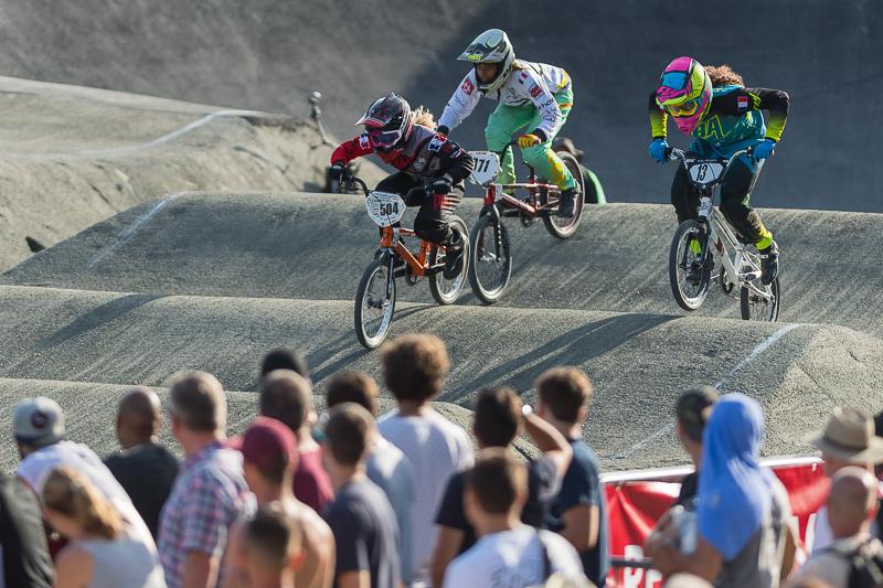 Championnats de France de BMX 2017 - Bordeaux - Place des Quinconces - Axelle Etienne