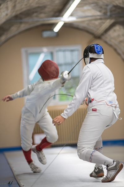 Challenge international Bordeaux - Escrime - Épée - Edward Jezequel