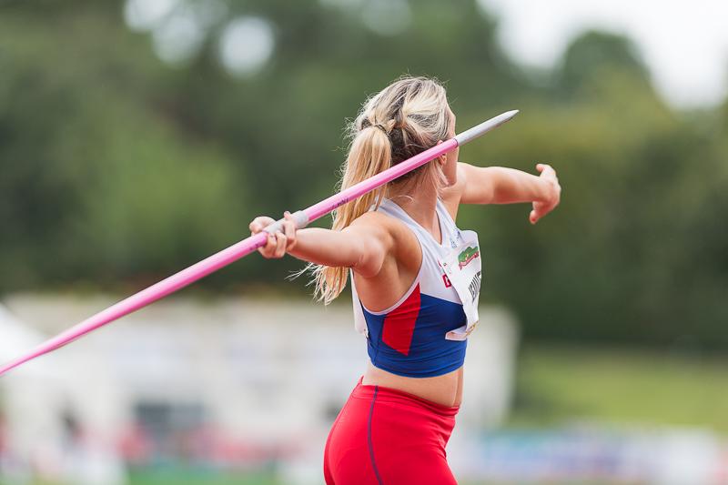 Décastar 2017 - Heptathlon - Talence - Jessica Jemmett