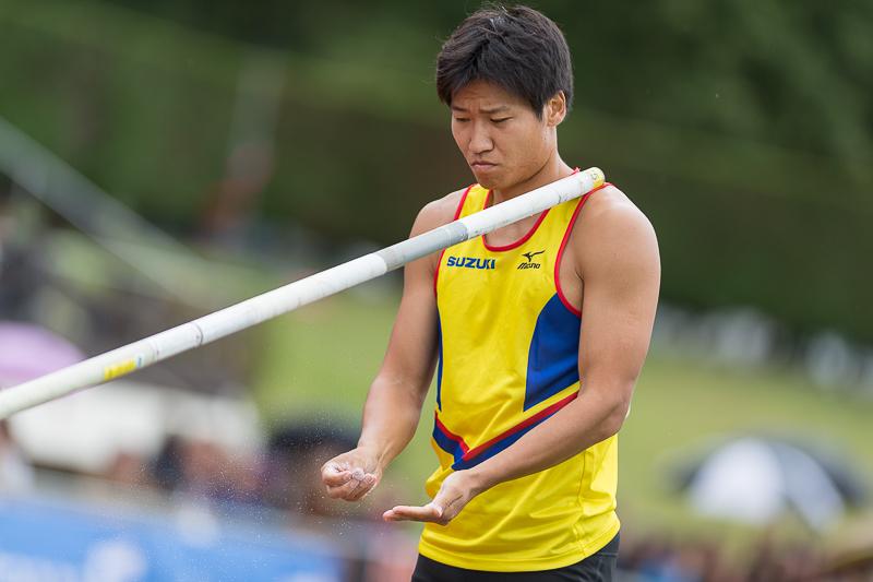 Décastar 2017 - Decathlon - Talence - Akihiko Nakamura