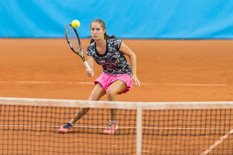 Engie Open Biarritz 2017 - Tennis - Jade Suvrijn
