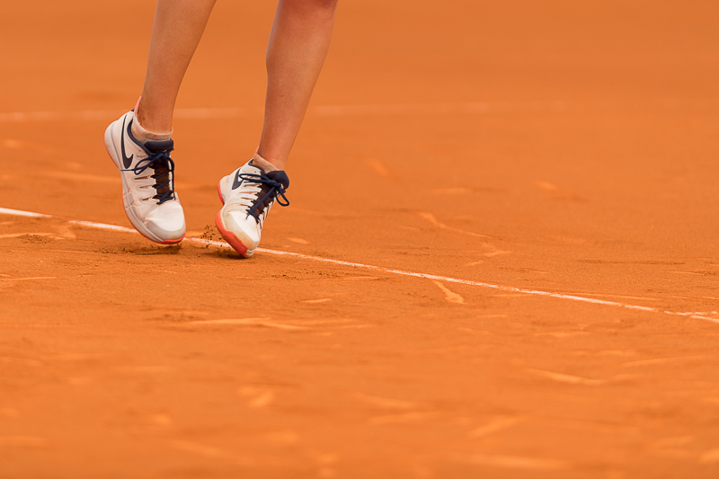 Engie Open Biarritz 2017 - Tennis - Mathilde Armitano