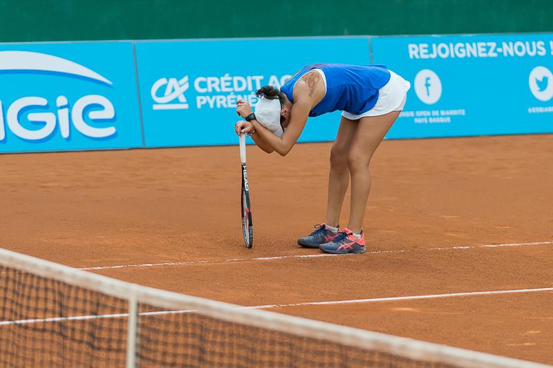Engie Open Biarritz 2017 - Tennis - Camille Maisonnave