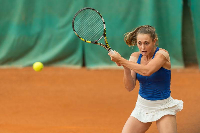 Engie Open Biarritz 2017 - Tennis - Clothilde De Bernardi