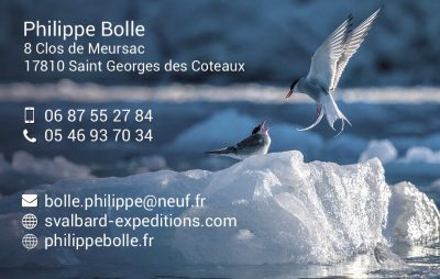 Philippe Bolle Photographe - Svalbard Expéditions