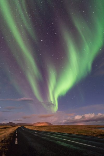 Northern Lights - Islande - Aurores Boréales - Iceland
