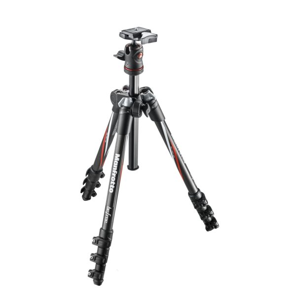 Trépied Manfrotto Befree Carbone - Voyage - Befree Manfrotto