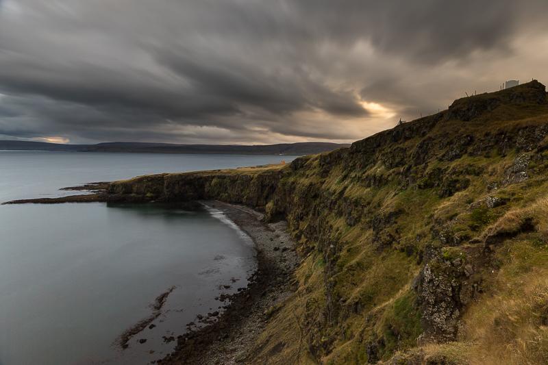 Westfjords Islande - Drangnes