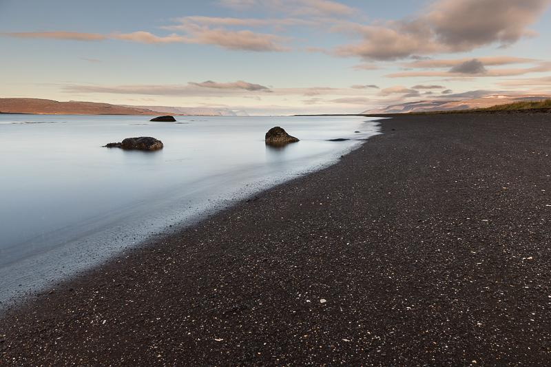 Westfjords Islande - Melgraseyri