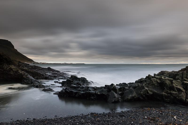 Westfjords Islande - Ólafsvík