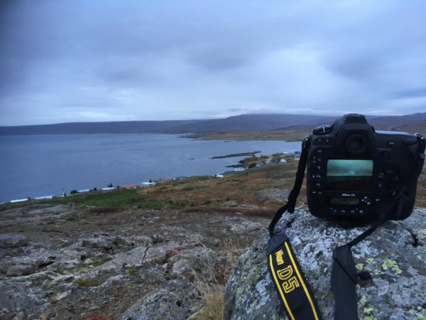 Westfjords Islande - Hólmavík - Photos de vacances - Coulisses photo