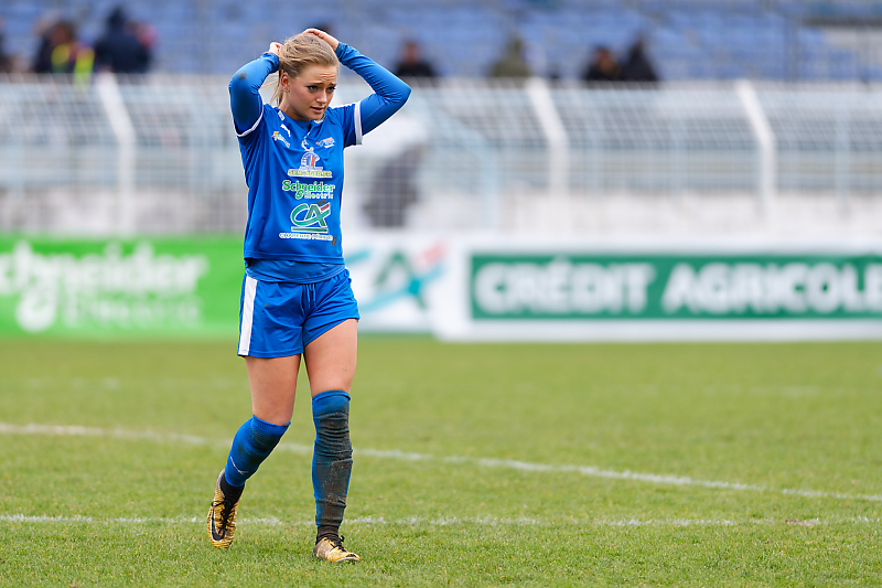 Soyaux-Marseille - Football - Championnat D1 Féminine - Danielle Tolmais