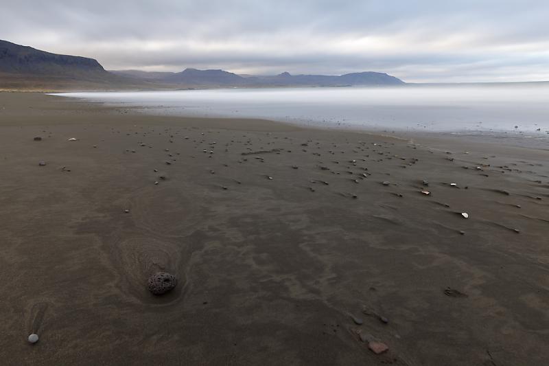 Westfjords Islande - Brimilsvellir - Version brute de capteur