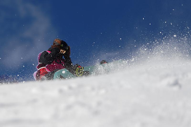 Championnat de France 2018 de Snowboard - Big Air - Saint-Lary - Pyrénées