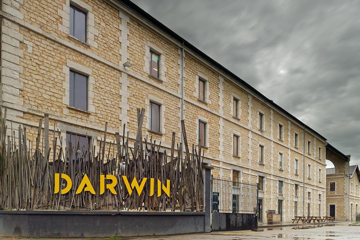 Entrée de Darwin - Bordeaux - VP23 - Formations photo - Cours photo - Stages photo - Voyages photo - Darwin Bordeaux