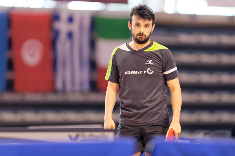 Tournoi international de Cognac 2018 - Tennis de Table - Thomas Le Breton