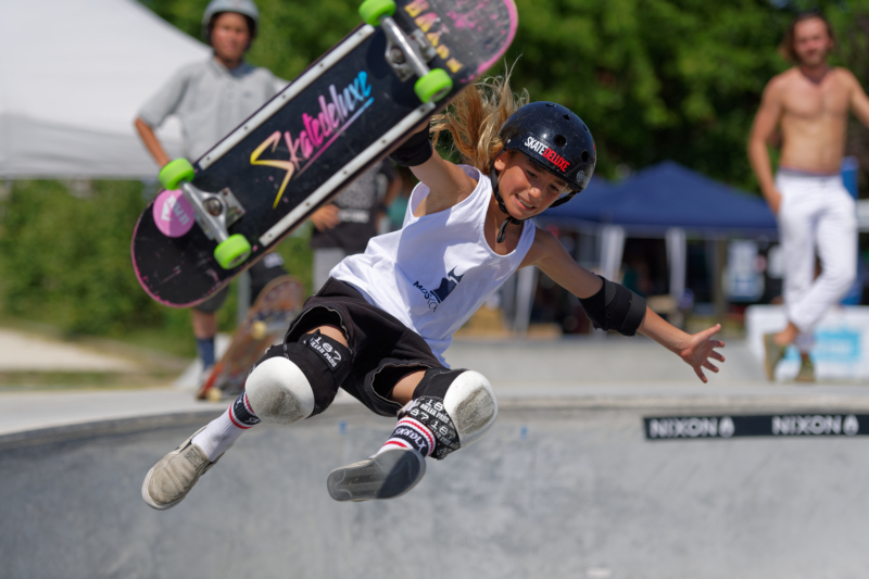 Skate Libourne - Bowl - Championnat d'Aquitaine - Skateboard