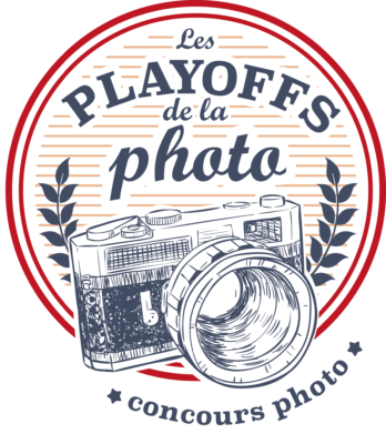 Logo - Les Playoffs de la Photo - Concours photo - Simple, original et gratuit