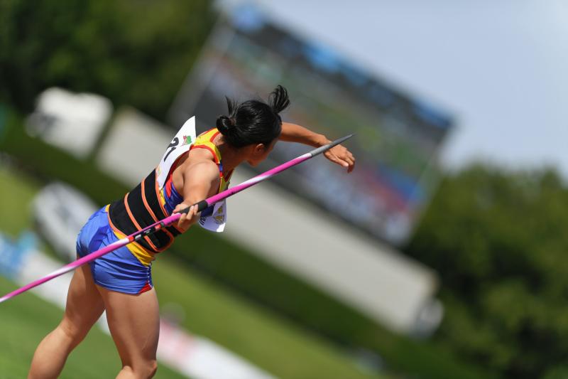 Décastar 2018 - Yuki Yamasaki - Javelot - 16 septembre 2018 Kévin Mayer bat le record du monde de décathlon avec 9126 points