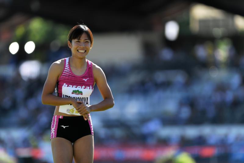 Décastar 2018 - Eri Utsunomiya - Poids - 16 septembre 2018 Kévin Mayer bat le record du monde de décathlon avec 9126 points