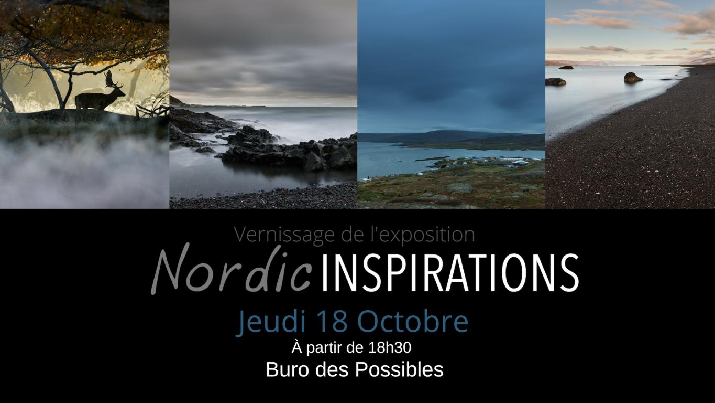 Exposition photo Nordic Inspirations - Bordeaux - Buro des Possibles - Bac à Sable