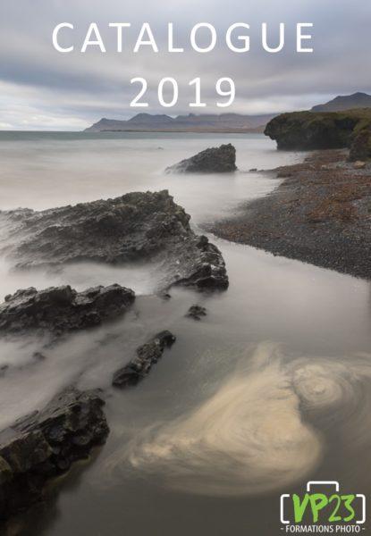 Catalogue 2019 des formations photo VP23