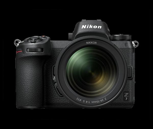 Nikon Z7 - Appareil photo hybride