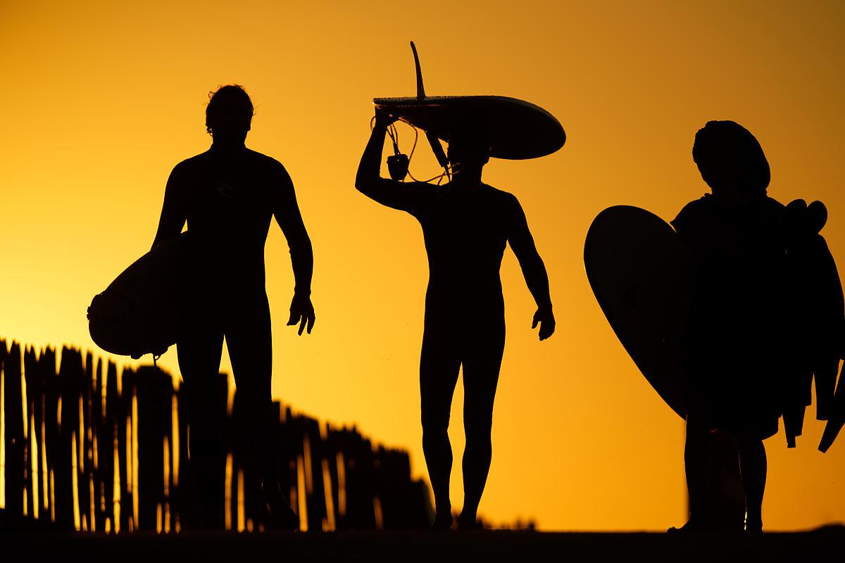 Quiksilver Pro France - Surf - Mickaël Bonnami Photographe