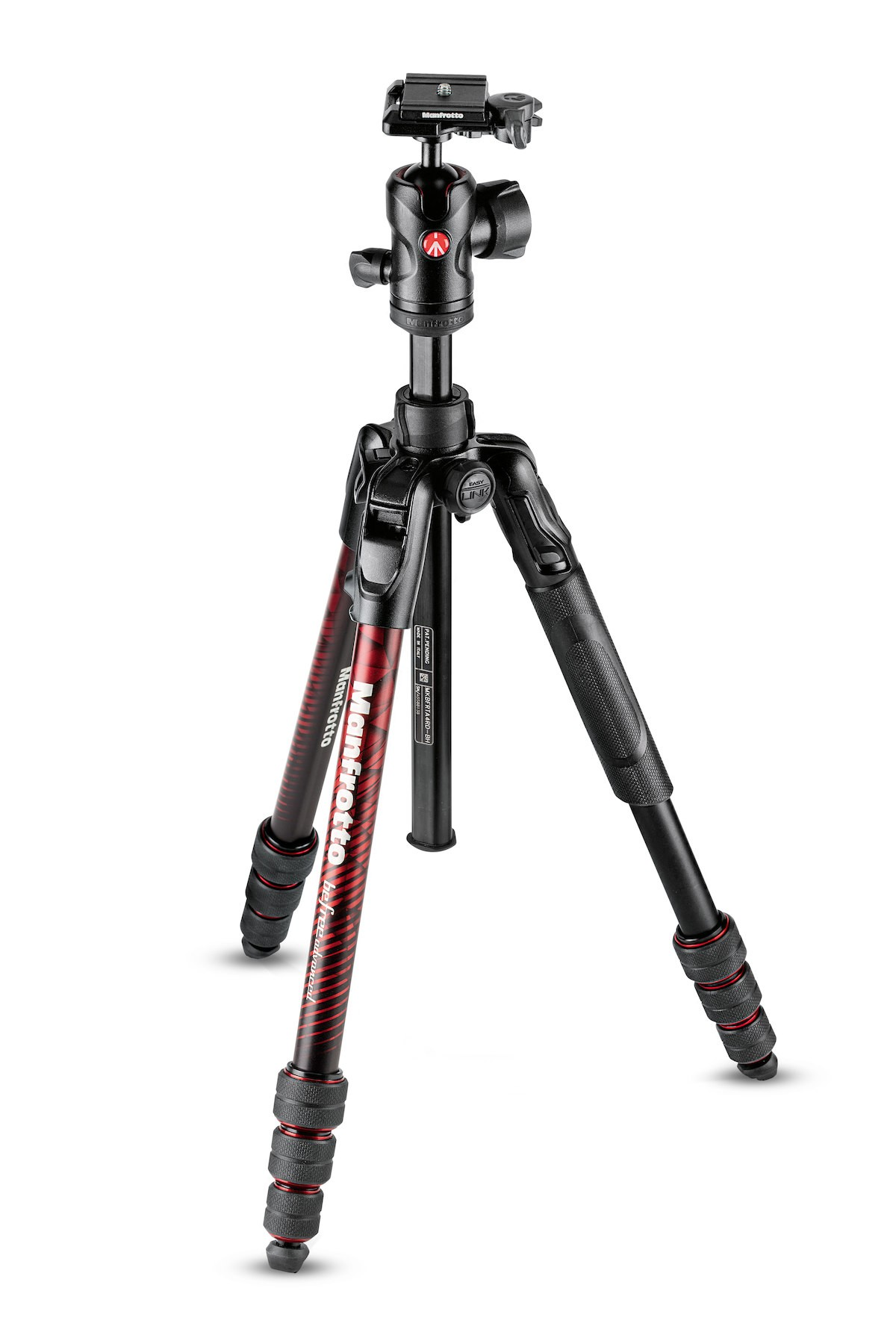 Trépied Manfrotto Befree Advanced