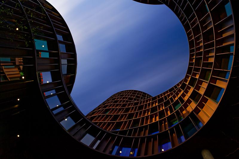 Copenhague - Danemark - Architecture - Voyage photo VP23 - Mickaël Bonnami Photographe - Axel Towers