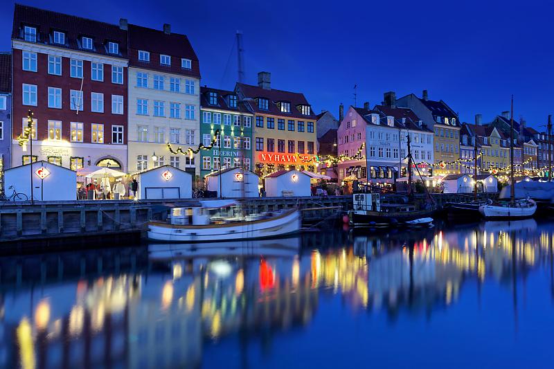 Copenhague - Danemark - Architecture - Voyage photo VP23 - Mickaël Bonnami Photographe - Nyhavn