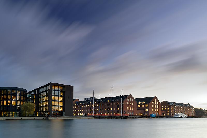 Copenhague - Danemark - Architecture - Voyage photo VP23 - Mickaël Bonnami Photographe - Skatteministeriet