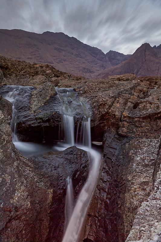 Ile de Skye - Ecosse - Fairy Pools