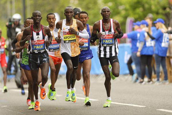 Marathon Londres 2019 - London marathon - Eliud Kipchoge