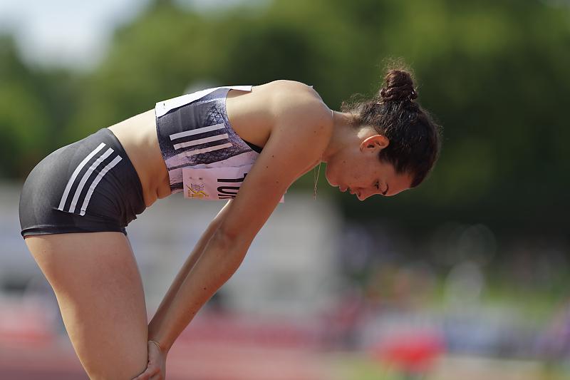 Décastar 2019 - Heptathlon - Talence - Esther Turpin