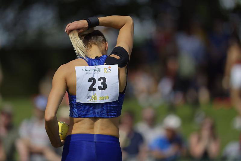 Décastar 2019 - Heptathlon - Talence - Laura Ikauniece