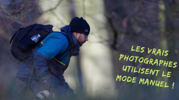 Les vrais photographes utilisent le mode manuel ! - Mickaël Bonnami Photographe - Alexandros Stamatiou