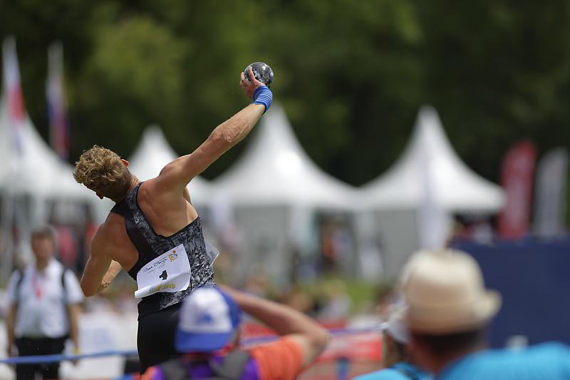 Décastar 2019 - Décathlon - Talence - Kévin Mayer