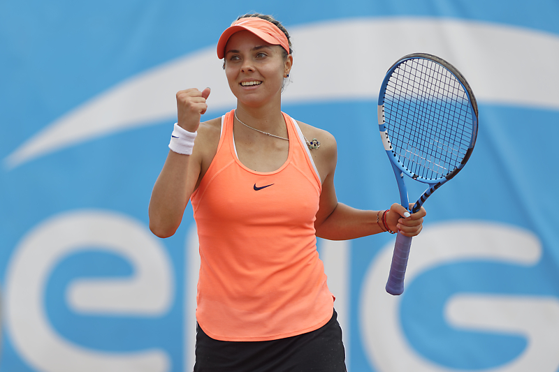 Engie Open Biarritz 2019 - Tennis - Victoriya Tomova