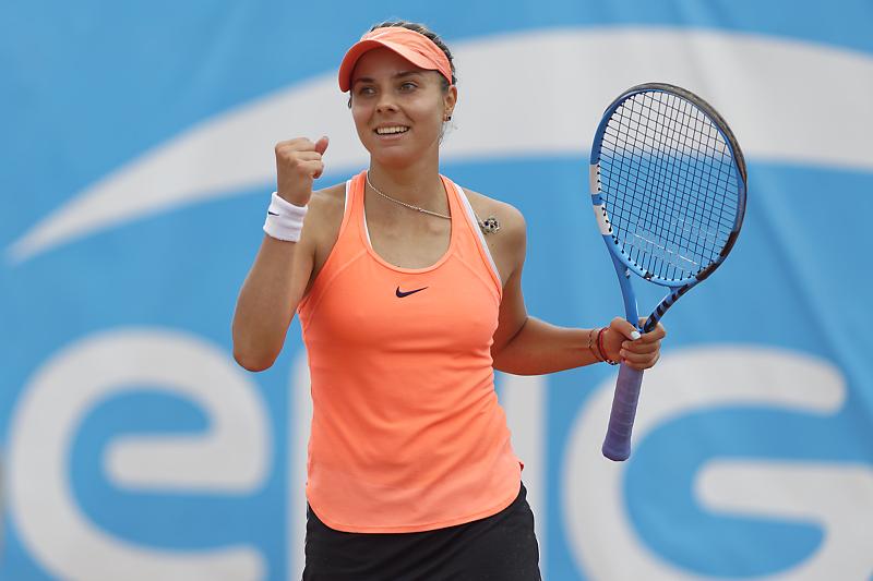 Engie Open Biarritz 2019 - Tennis - Victoriya Tomova