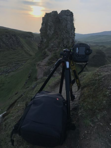 Sac photo Manfrotto Rear Access - Test - Ecosse - Fairy Glen