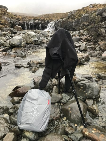 Sac photo Manfrotto Rear Access - Test - Ecosse - Fairy Pools