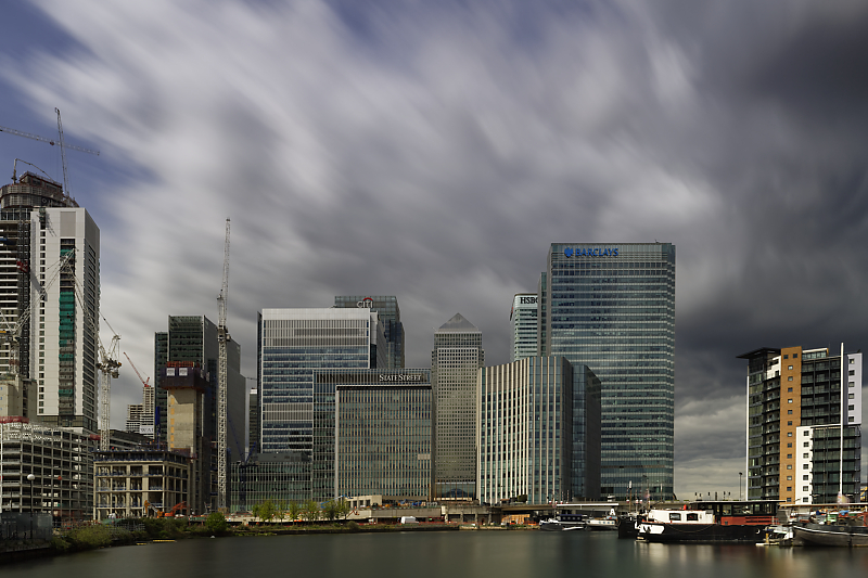Dans les rues de Londres - London - Voyage photo VP23 - Canary Wharf