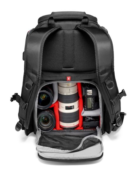 Sac photo Manfrotto Rear Access - Test